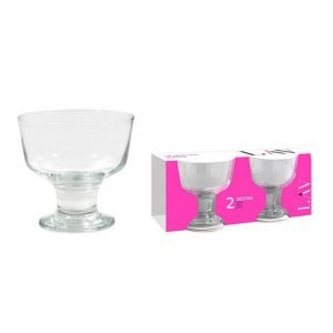 Set 2 Copas Helado Destina