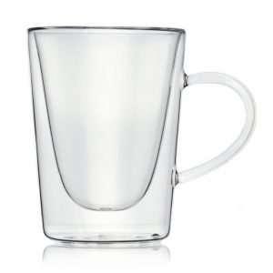 set 6 tazas desayuno cristal borosilicato 29cl