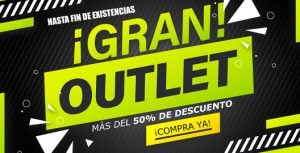 Outlet 50% DTO