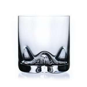 vaso trio de cristal de bohemia de 41cl