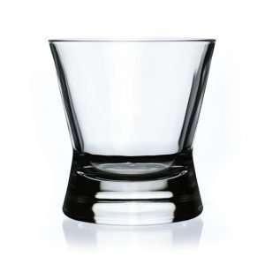 vaso de 27cl biconic marca borgonovo