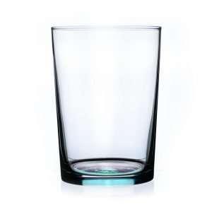 vaso sidra de 51cl base azul