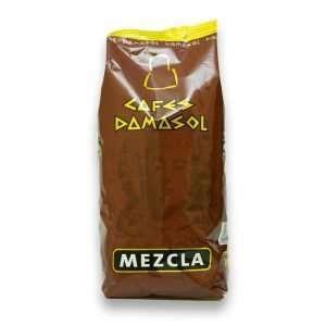 cafe mezcla de 1kg Damasol