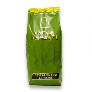 café descafeinado especial de 1kg Damasol