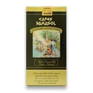 cafe moka caracolillo en grano, 1kg de Damasol